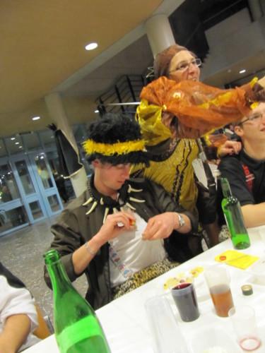 Carnaval des Cygnes 2010