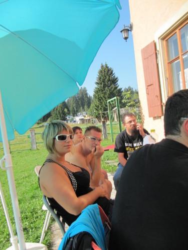 Pic nic annuel 2012 aux Diablerets