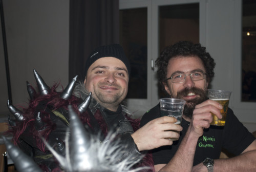 Téléthon 2012 à Bavois