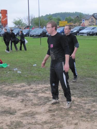 La Niouguen's joue au Volley-Ball