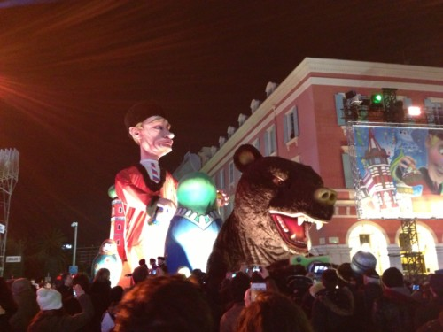 Carnaval de Nice 2013