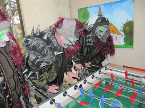 Carnaval de Chamblon 2014
