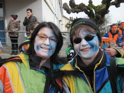 Carnaval de Bassecourt en 2015