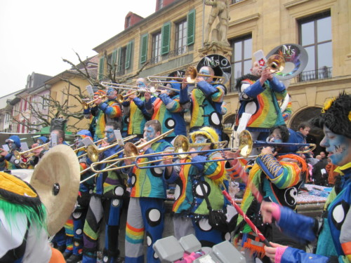 Carnaval d'Orbe 2015