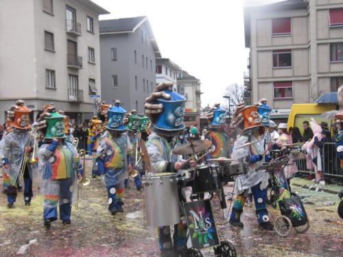 Carnaval de Monthey en 2016
