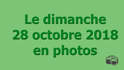 2018 - 20ème anniversaire de La Niouguen's - dimanche 28 octobre