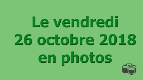 2018 - 20ème anniversaire de La Niouguen's - vendredi 26 octobre